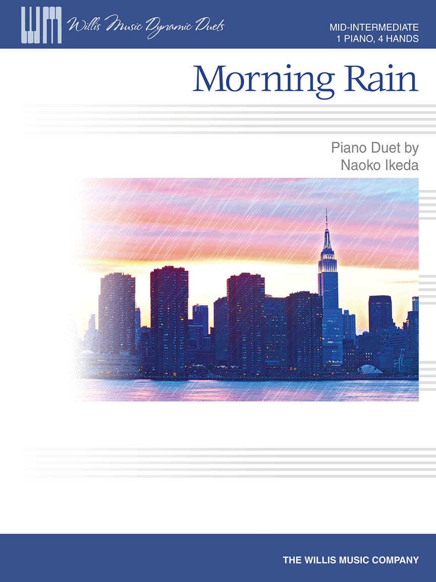 Product Cover for Morning Rain