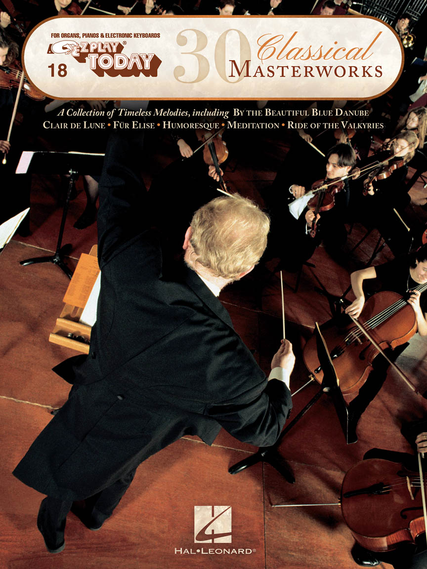 Product Cover for 30 Classical Masterworks