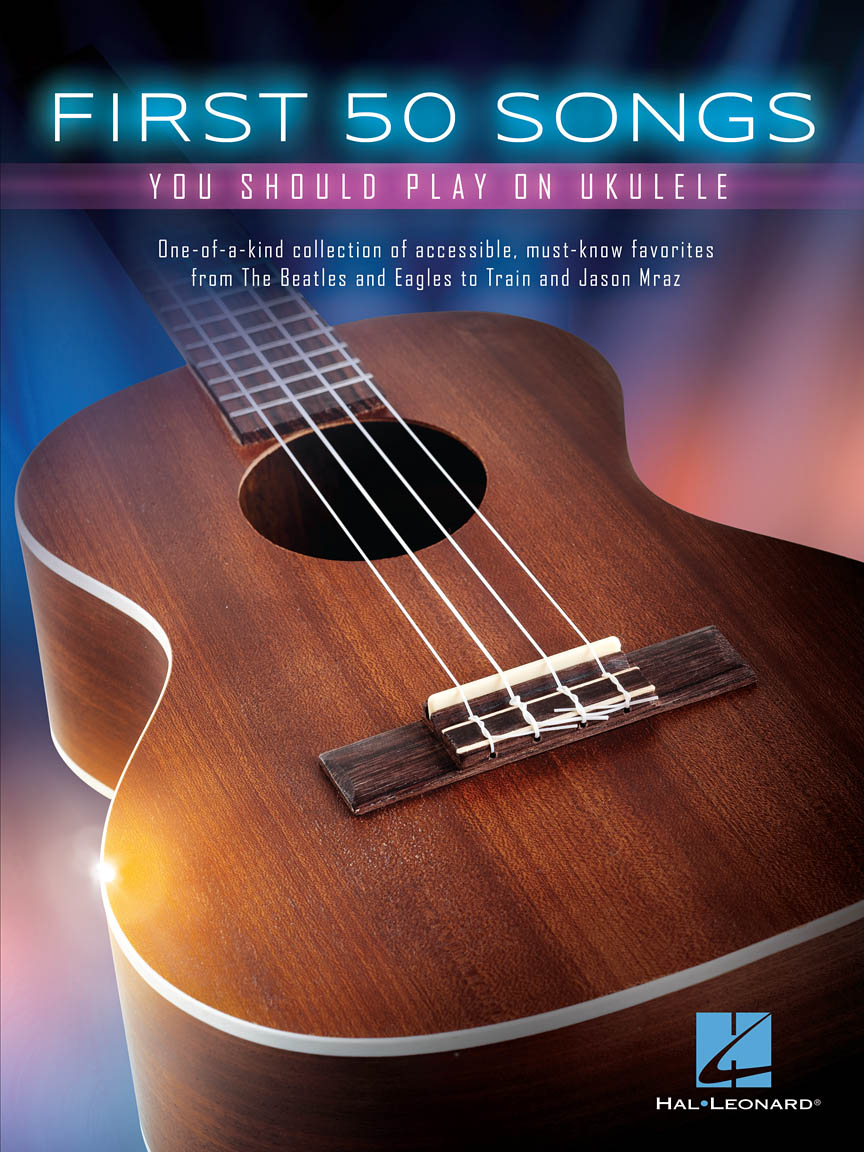 Product Cover for First 50 Songs You Should Play on Ukulele