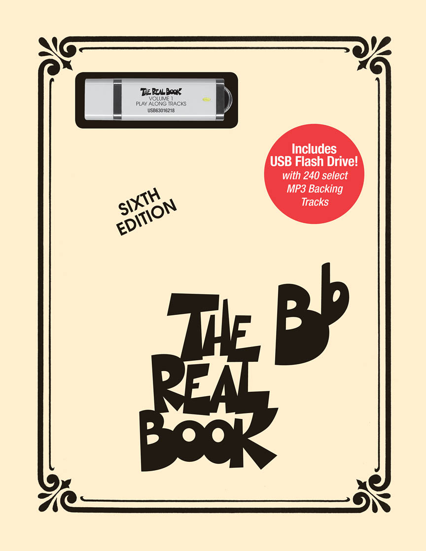 The Real Book – Volume 1 - Bb Edition Book/USB Flash Drive