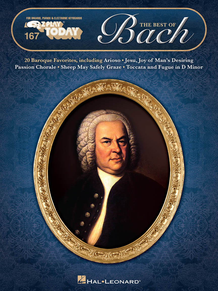 Product Cover for The Best of Bach