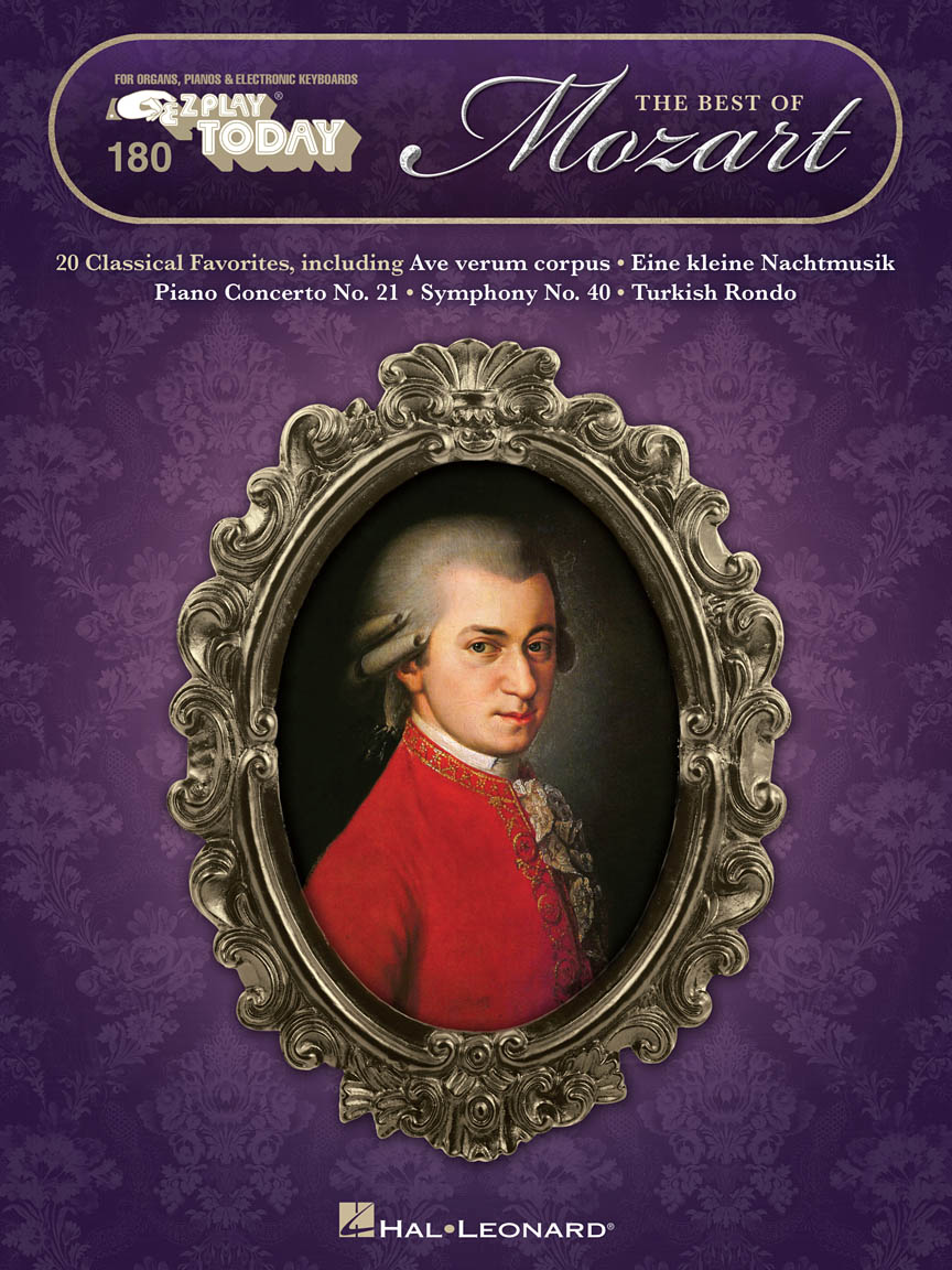 Product Cover for The Best of Mozart