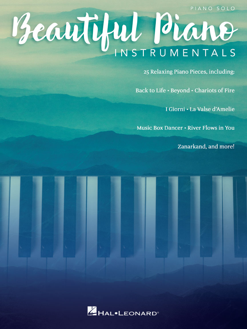 Product Cover for Beautiful Piano Instrumentals