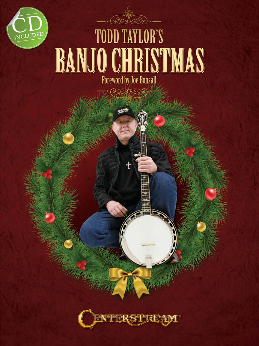Product Cover for Todd Taylor's Banjo Christmas