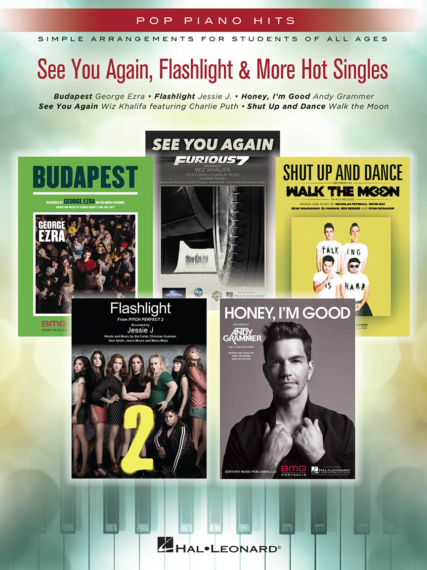 Product Cover for See You Again, Flashlight & More Hot Singles