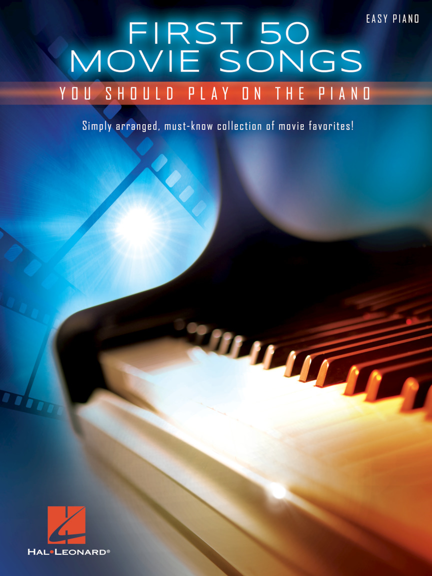 Product Cover for First 50 Movie Songs You Should Play on the Piano