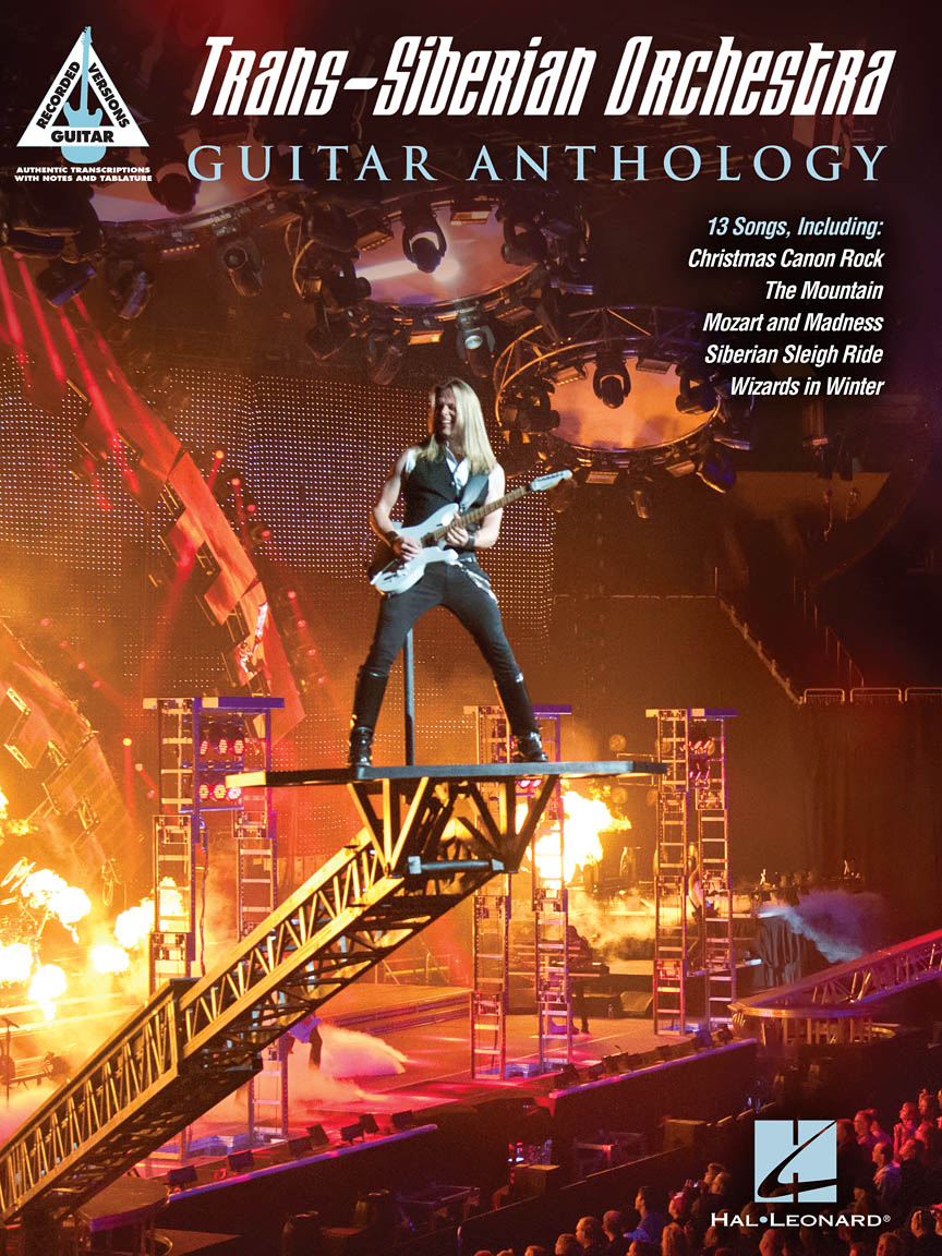 Product Cover for Trans-Siberian Orchestra Guitar Anthology