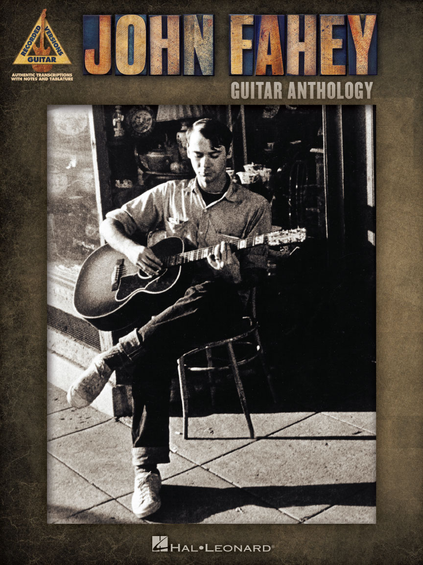 Product Cover for John Fahey – Guitar Anthology