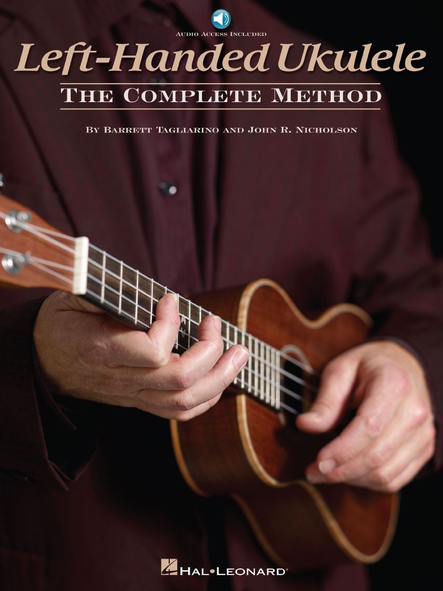 Product Cover for Left-Handed Ukulele – The Complete Method