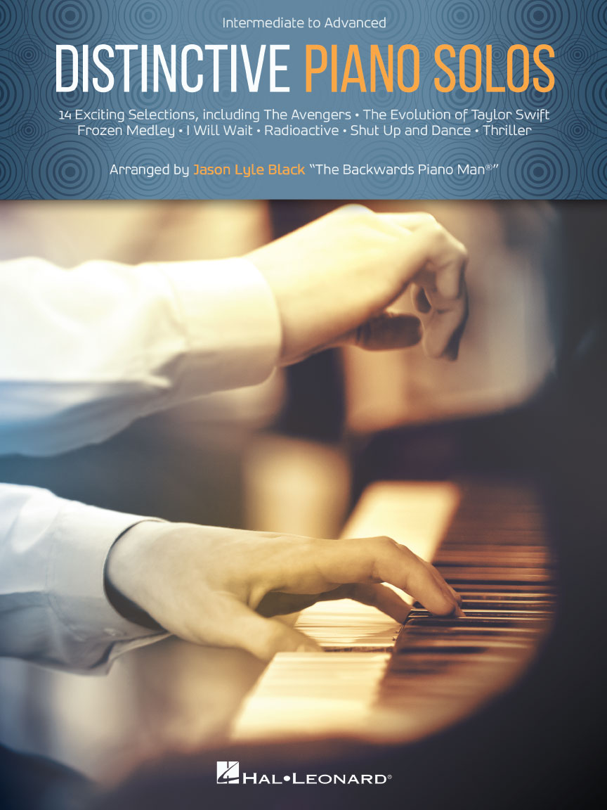 Product Cover for Distinctive Piano Solos