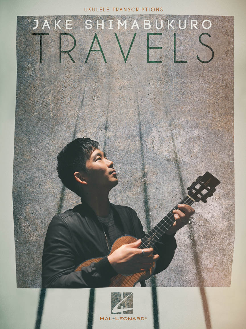 Product Cover for Jake Shimabukuro – Travels