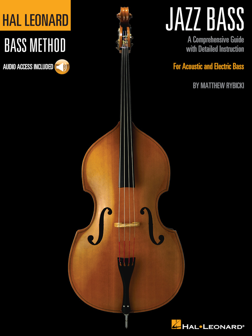 Product Cover for Hal Leonard Jazz Bass Method
