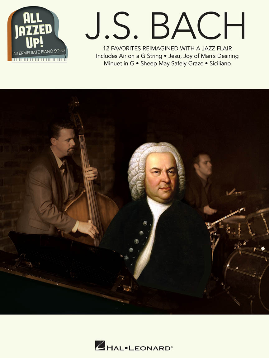 Product Cover for J.S. Bach – All Jazzed Up!