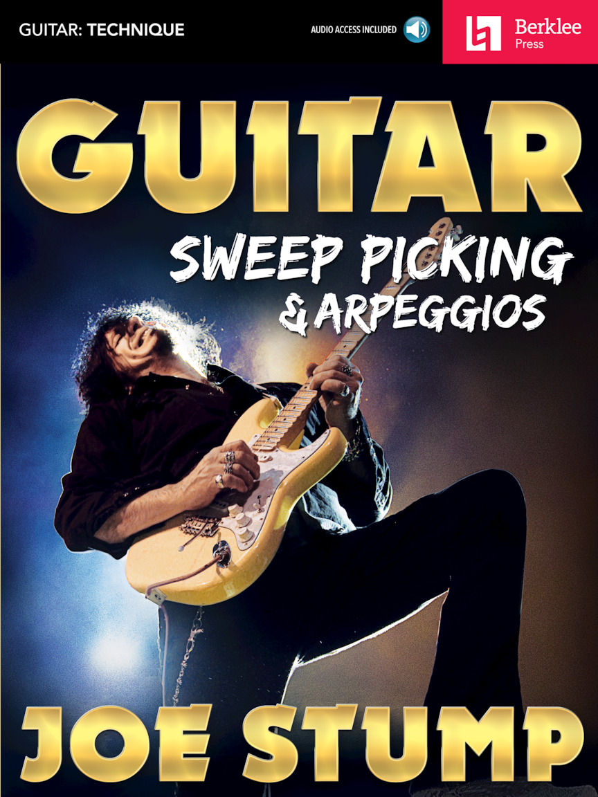 Product Cover for Guitar Sweep Picking & Arpeggios