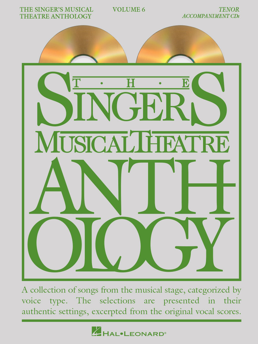 Product Cover for The Singer's Musical Theatre Anthology – Volume 6