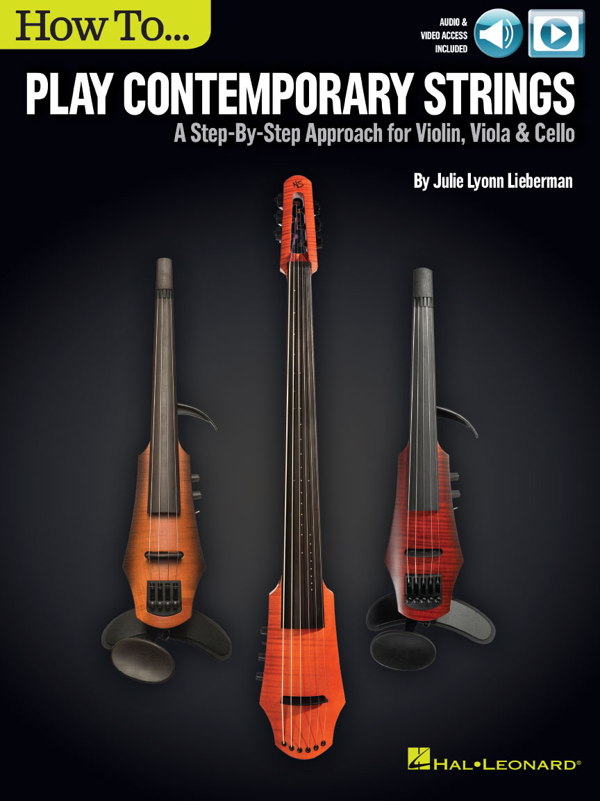 Product Cover for How to Play Contemporary Strings