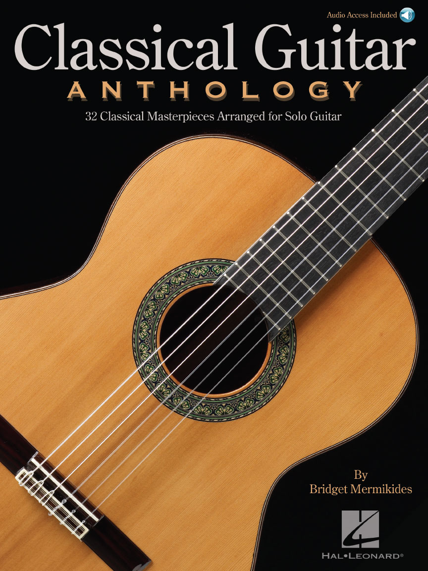 Product Cover for Classical Guitar Anthology