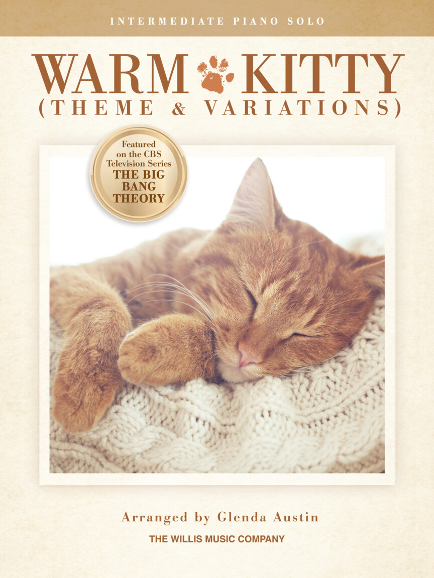 Product Cover for Warm Kitty (Theme and Variations)