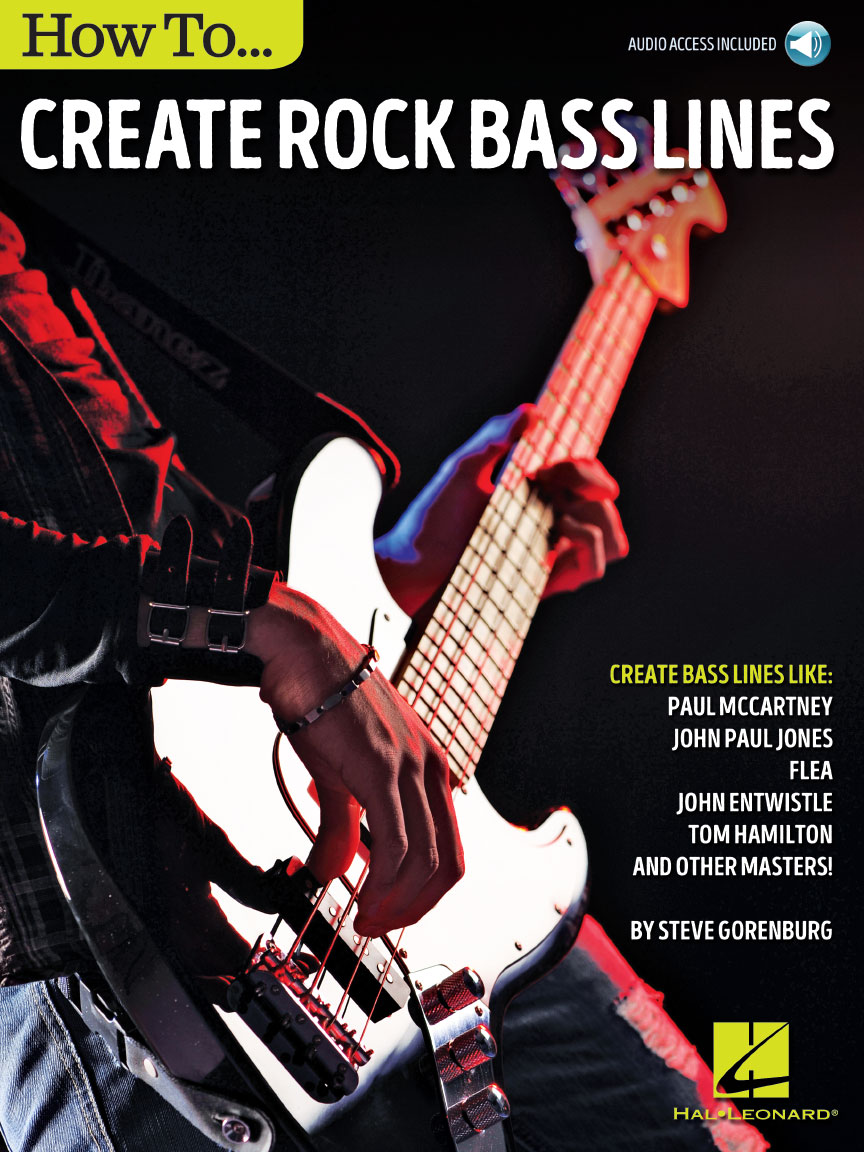 Product Cover for How to Create Rock Bass Lines
