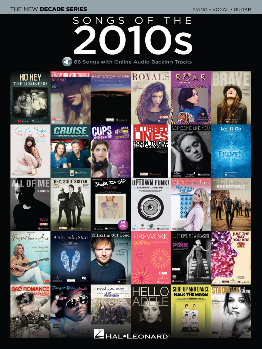 Product Cover for Songs of the 2010s