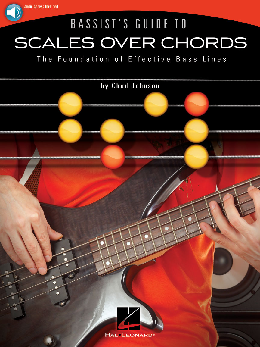 Product Cover for Bassist's Guide to Scales Over Chords