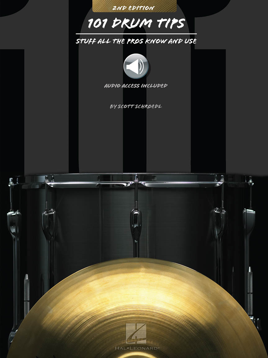 101 Drum Tips – 2nd Edition