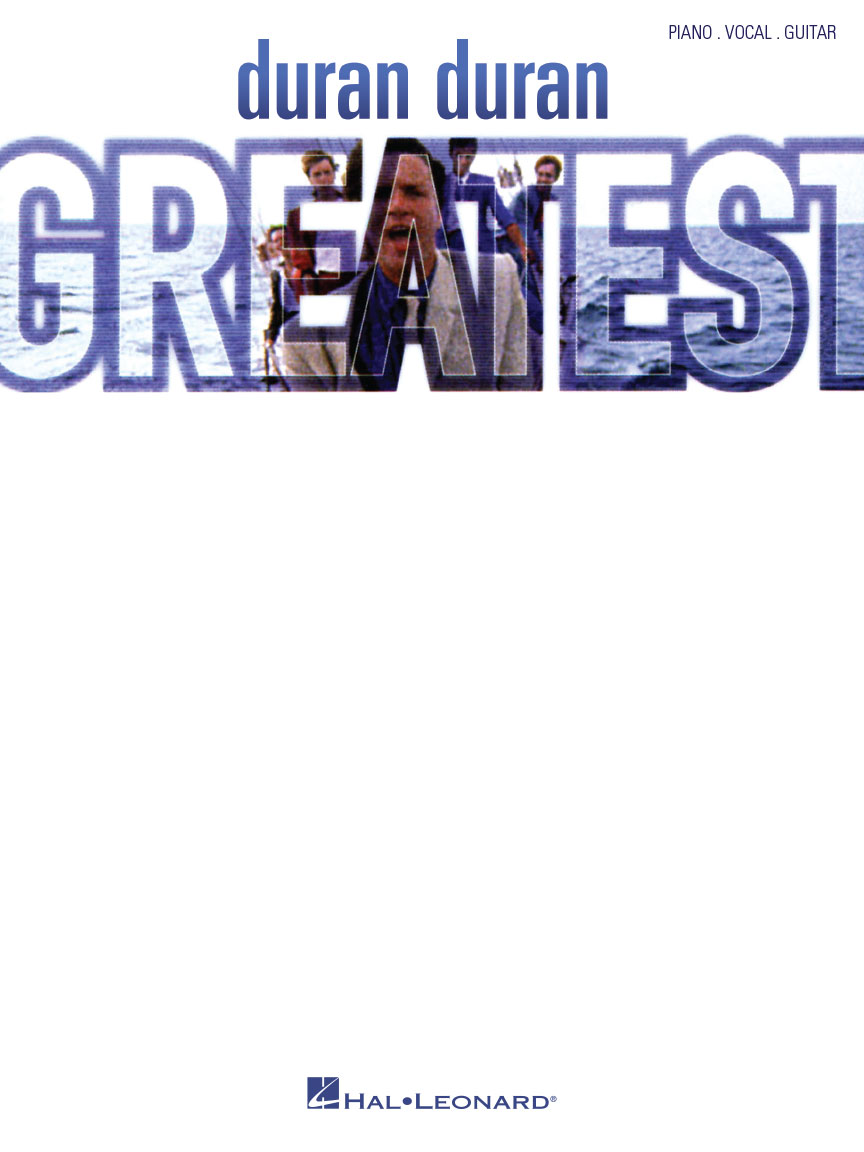 Product Cover for Duran Duran – Greatest