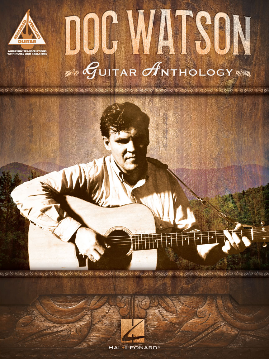 Product Cover for Doc Watson – Guitar Anthology