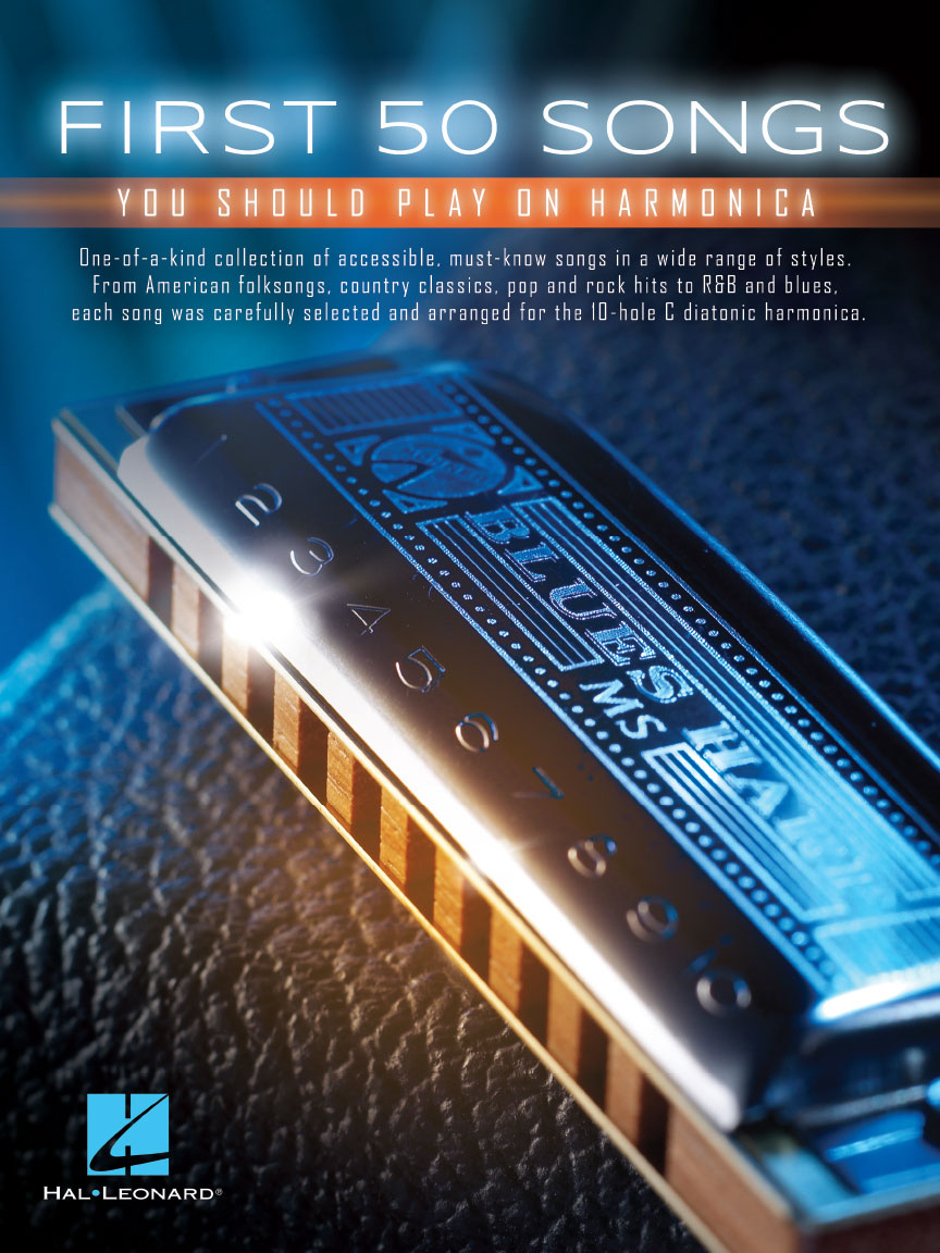 Product Cover for First 50 Songs You Should Play on Harmonica
