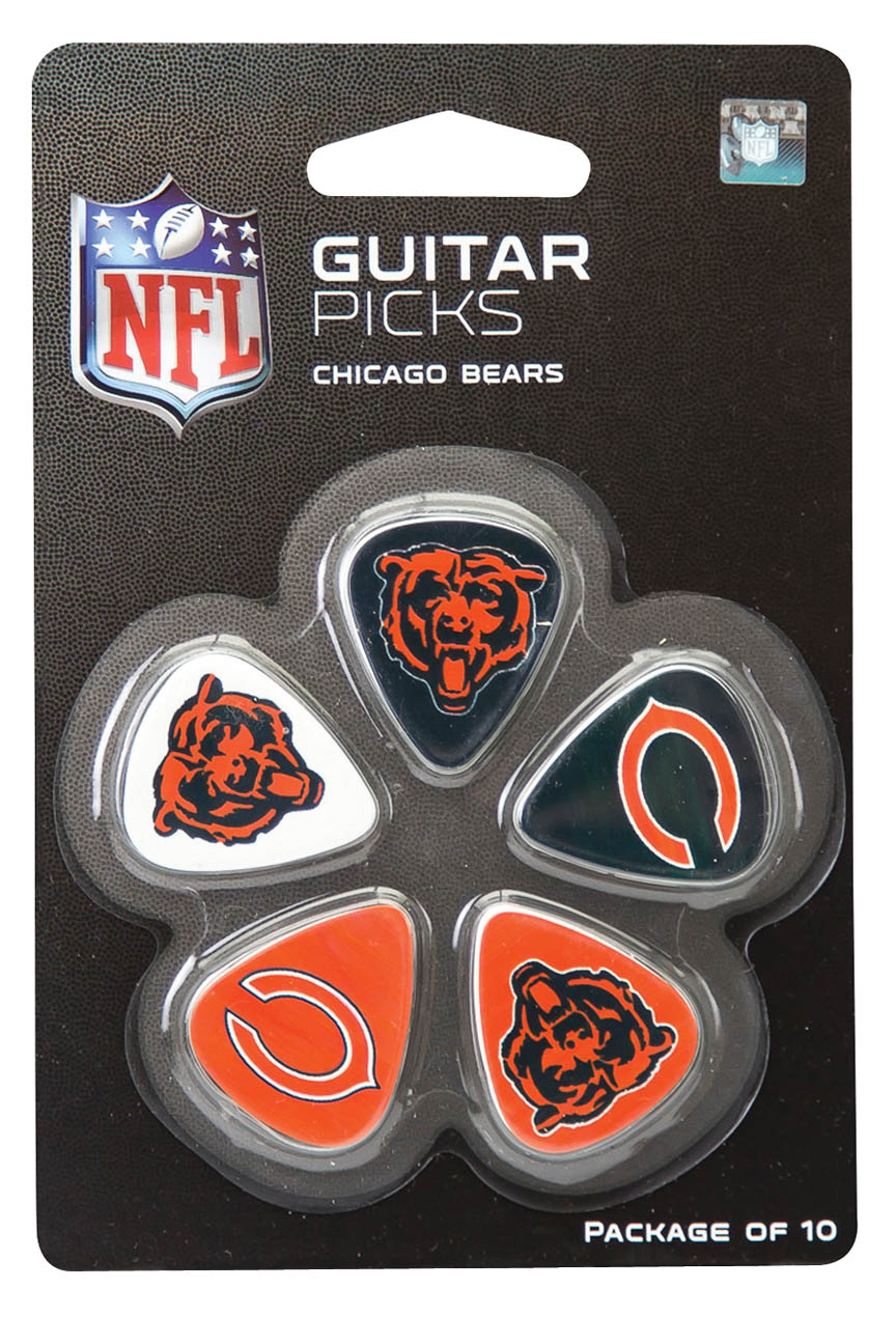 Product Cover for Chicago Bears Guitar Picks