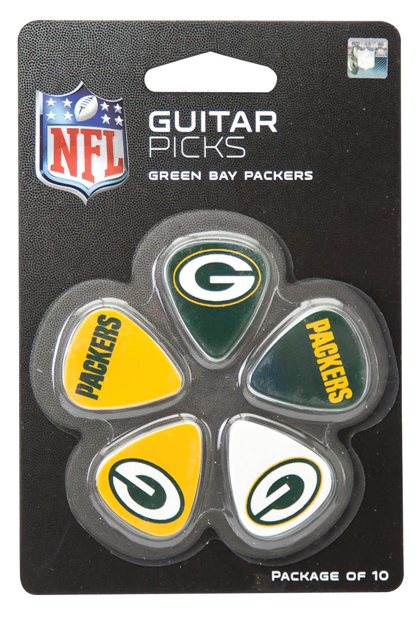 Product Cover for Green Bay Packers Guitar Picks
