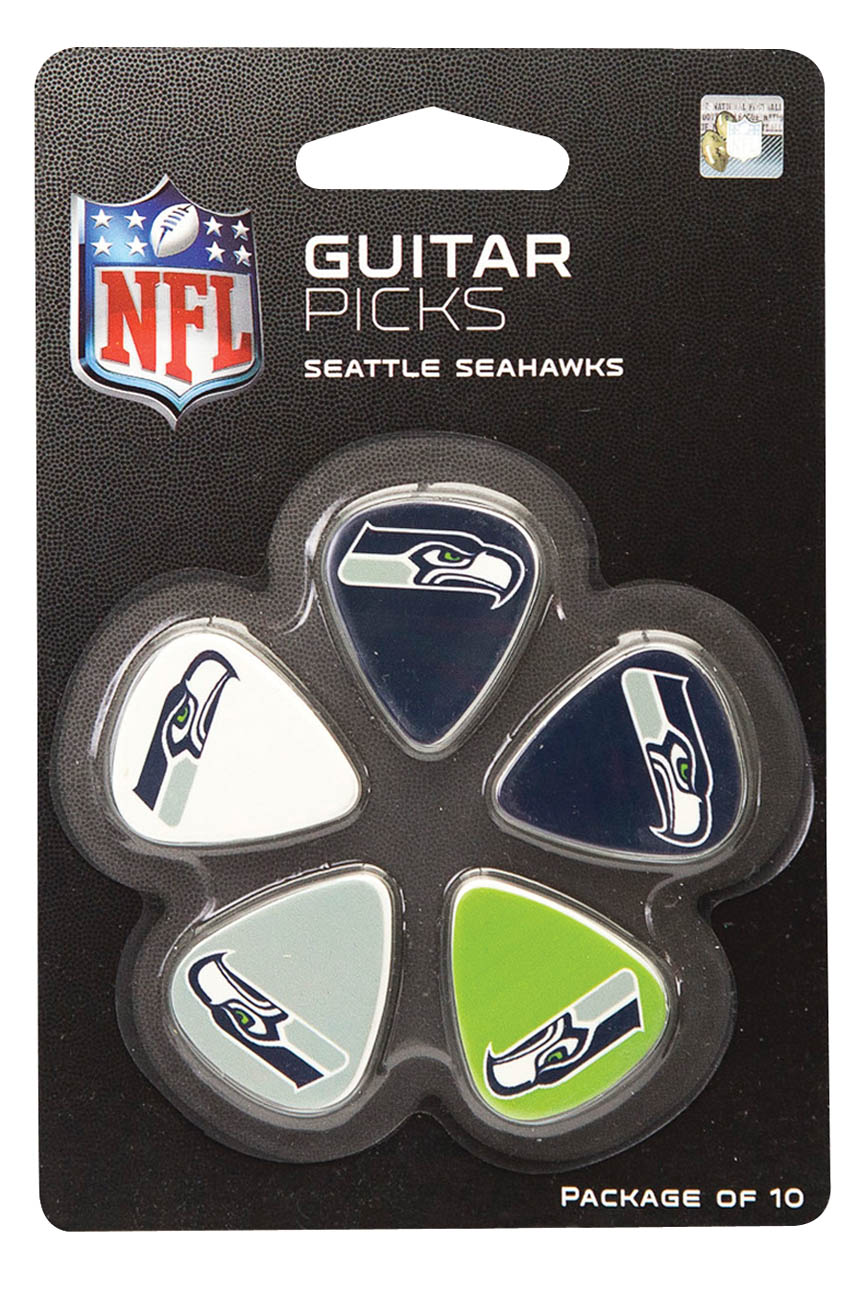 Product Cover for Seattle Seahawks Guitar Picks