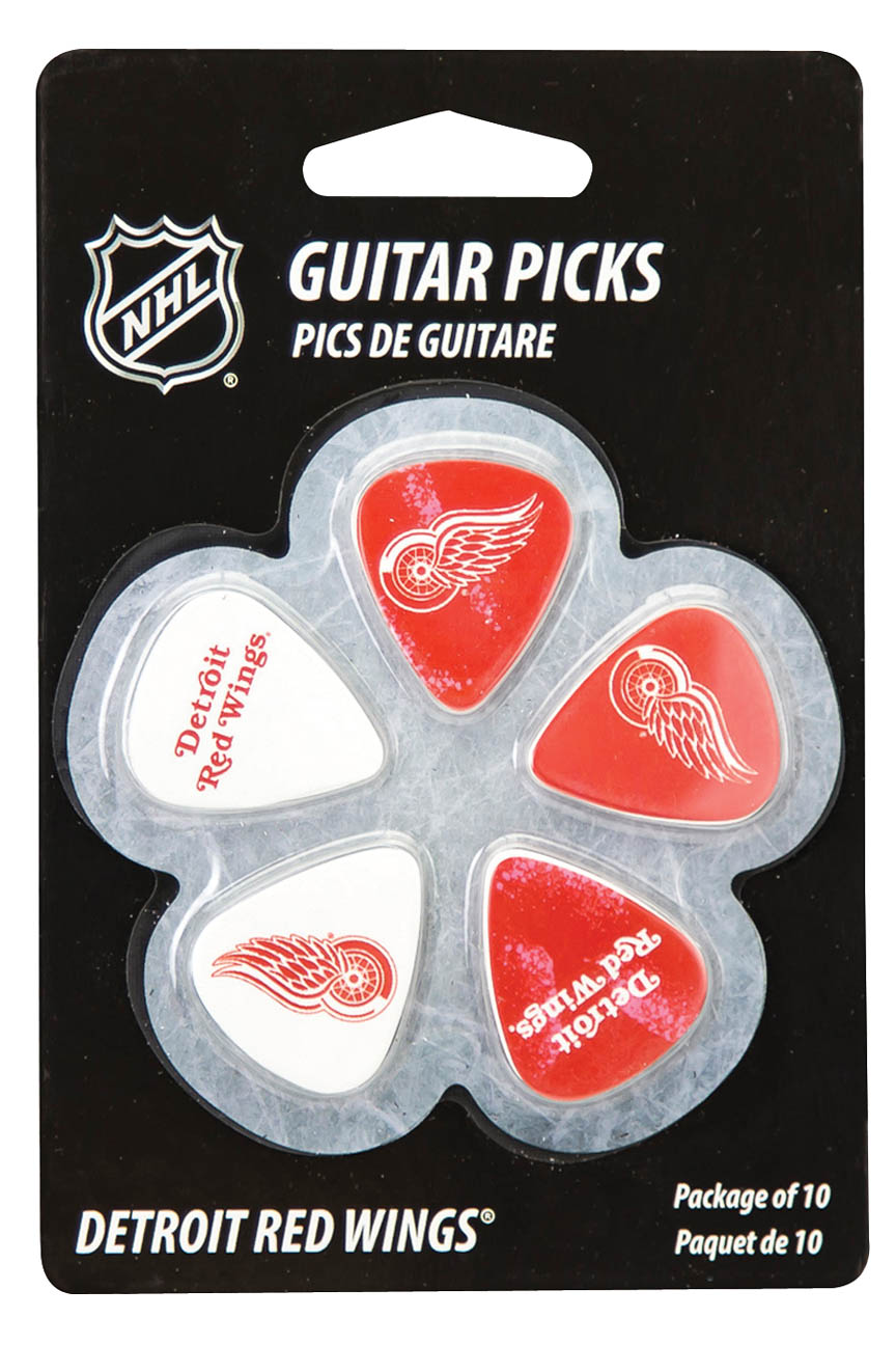 Product Cover for Detroit Red Wings Guitar Picks