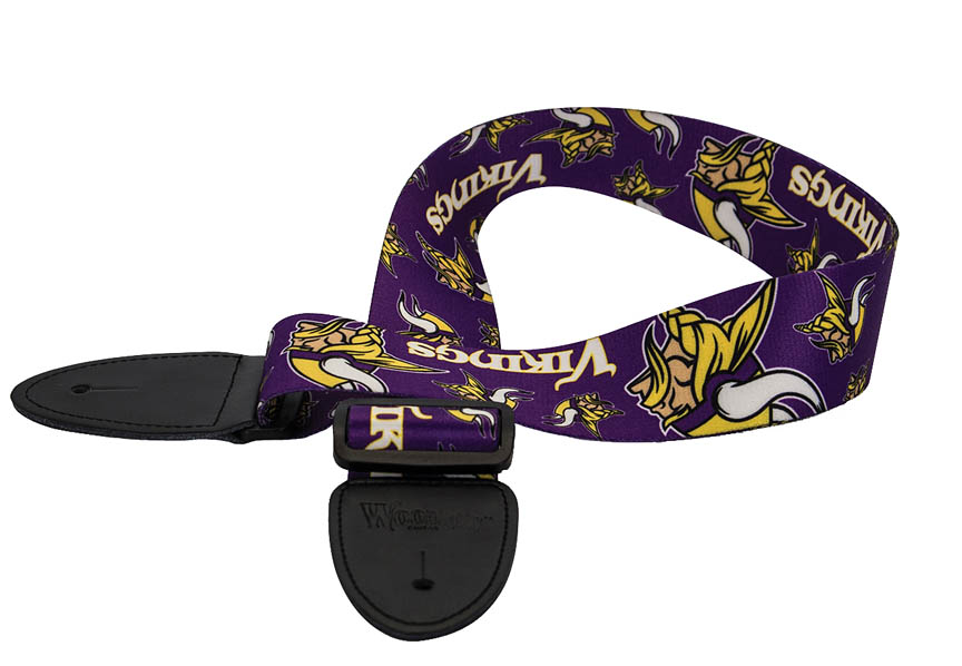 Product Cover for Minnesota Vikings Guitar Strap