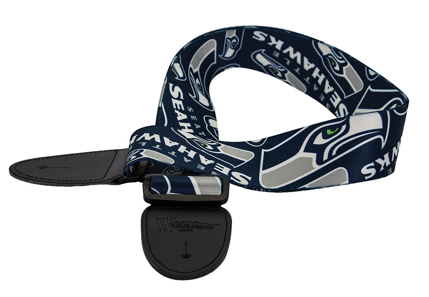 Product Cover for Seattle Seahawks Guitar Strap