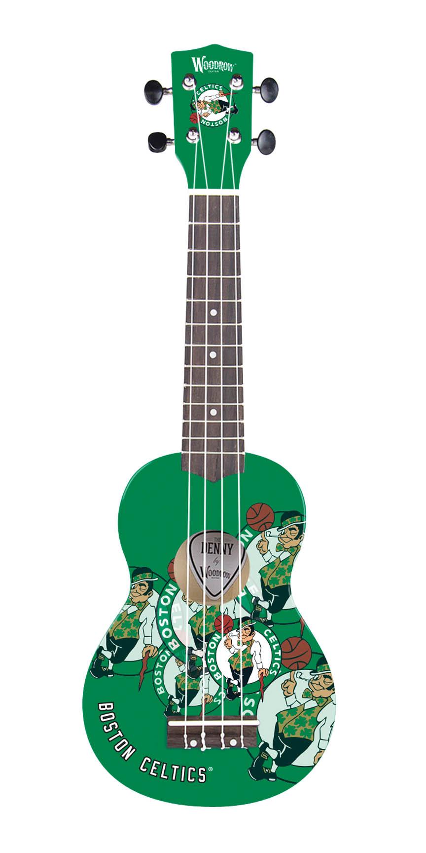 Product Cover for Boston Celtics Ukulele
