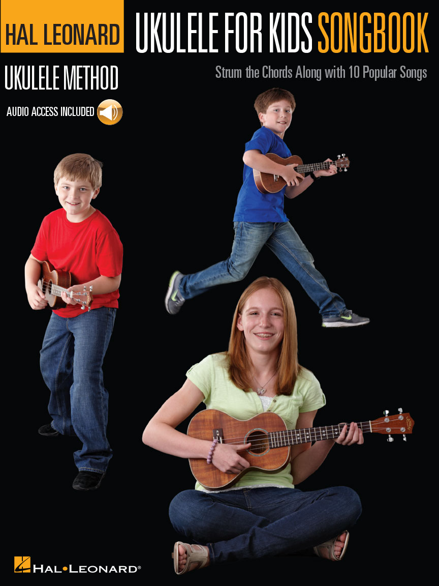 Product Cover for Ukulele for Kids Songbook