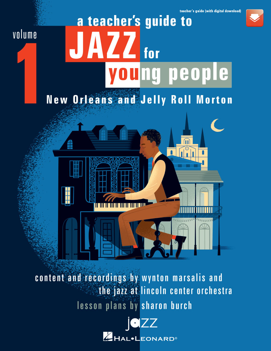Product Cover for A Teacher's Resource Guide to Jazz for Young People – Volume 1