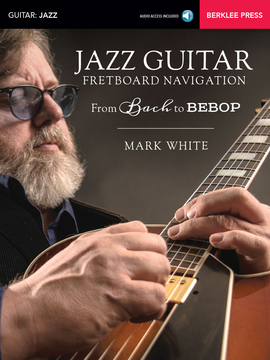 Product Cover for Jazz Guitar Fretboard Navigation