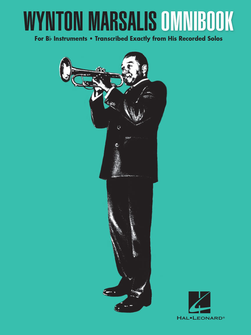 Product Cover for Wynton Marsalis – Omnibook