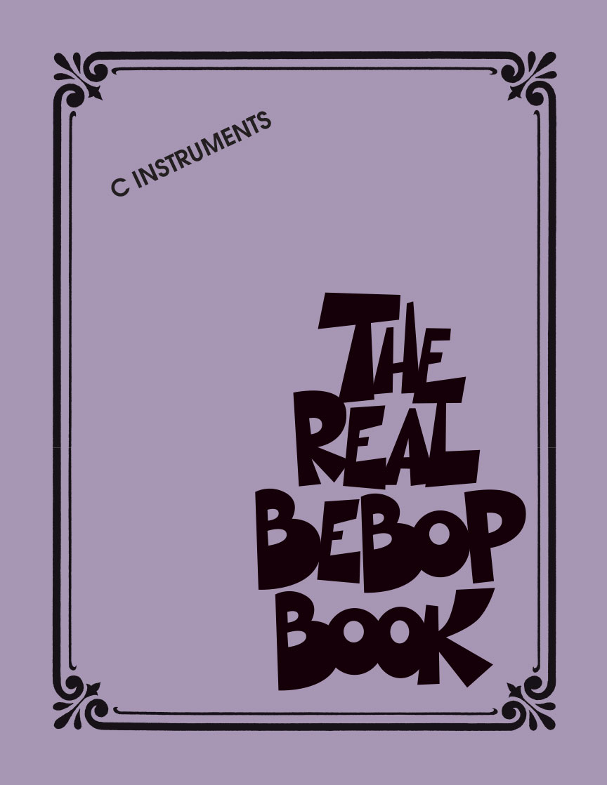Product Cover for The Real Bebop Book
