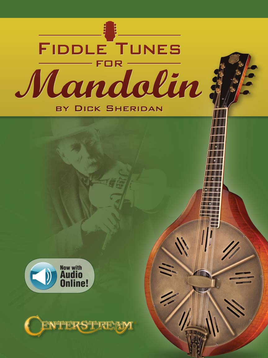 Product Cover for Fiddle Tunes for Mandolin