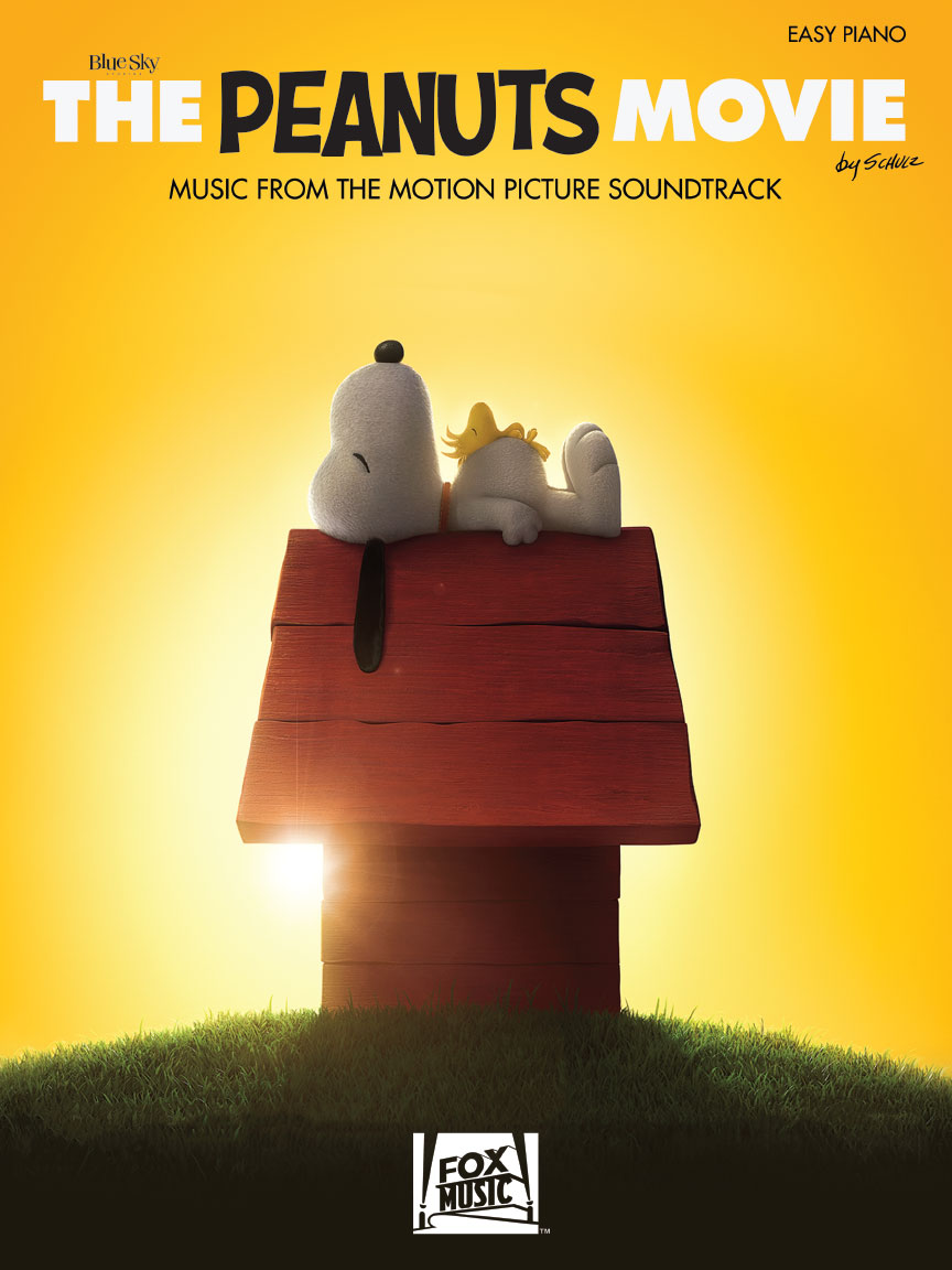 Product Cover for The Peanuts Movie