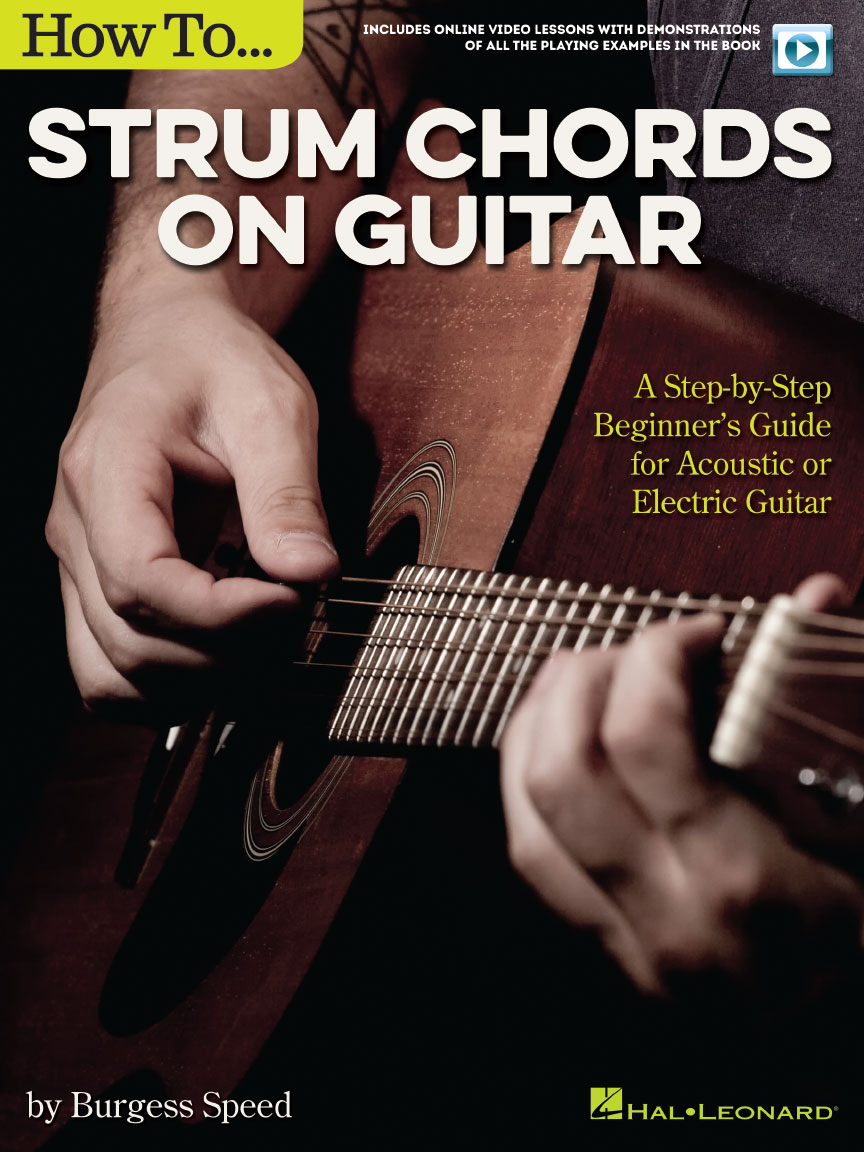 Product Cover for How to Strum Chords on Guitar