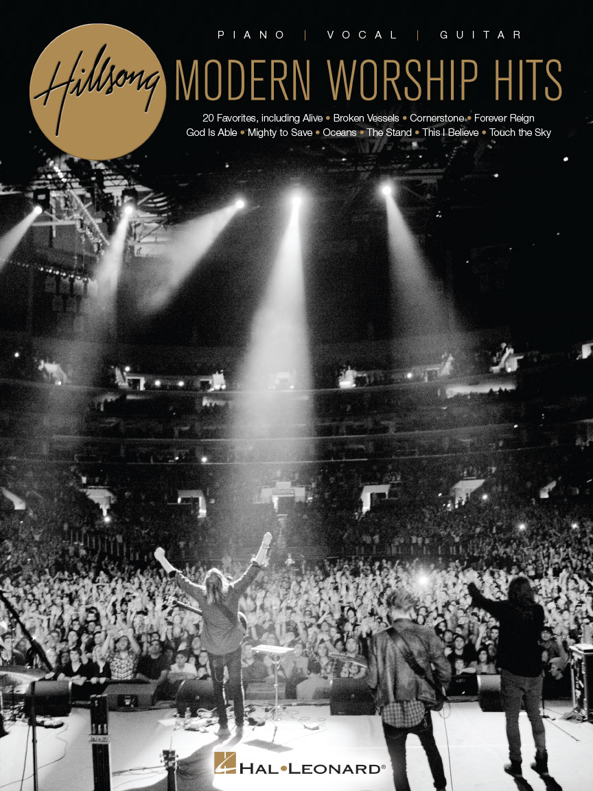 Product Cover for Hillsong Modern Worship Hits