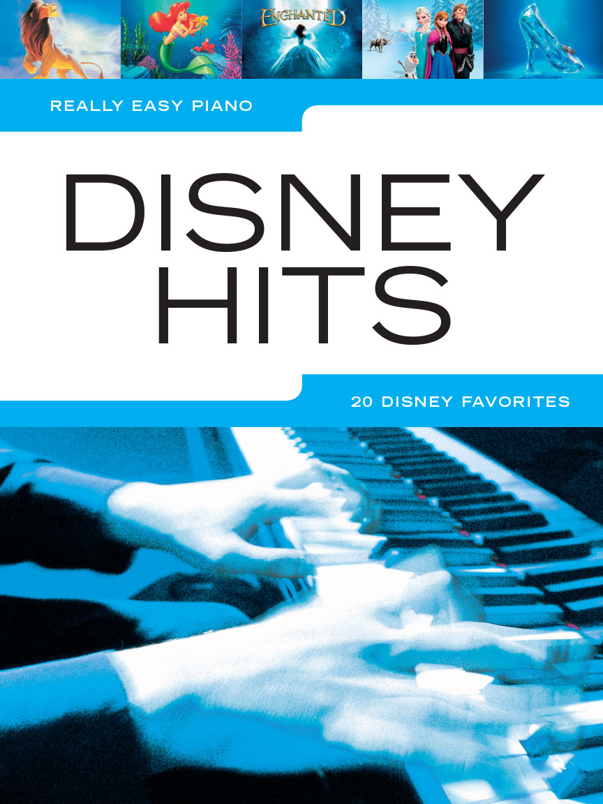 Product Cover for Really Easy Piano – Disney Hits