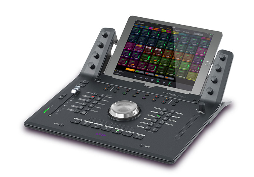 Product Cover for Pro Tools Dock