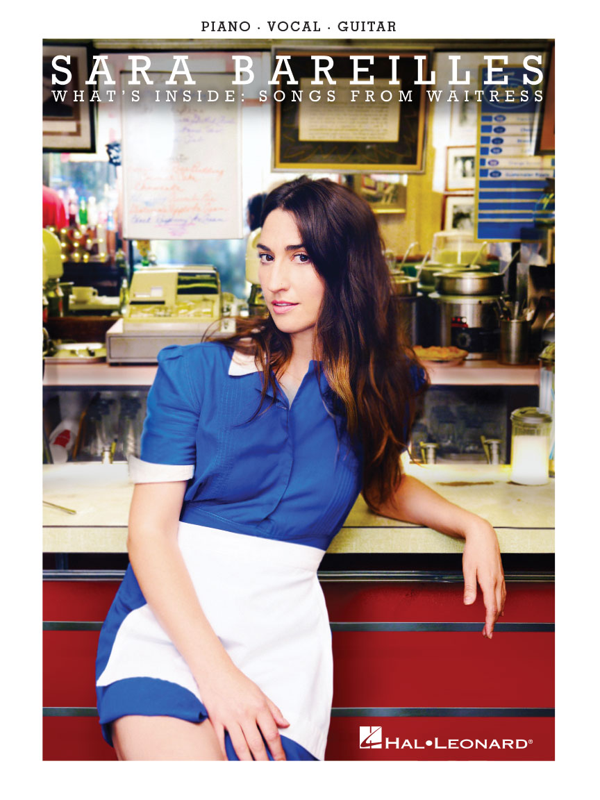 Product Cover for Sara Bareilles – What's Inside: Songs from Waitress
