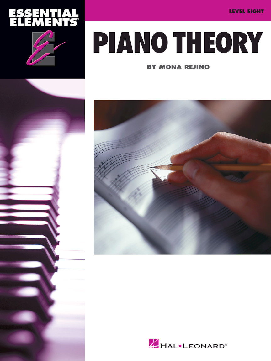 Product Cover for Essential Elements Piano Theory – Level 8