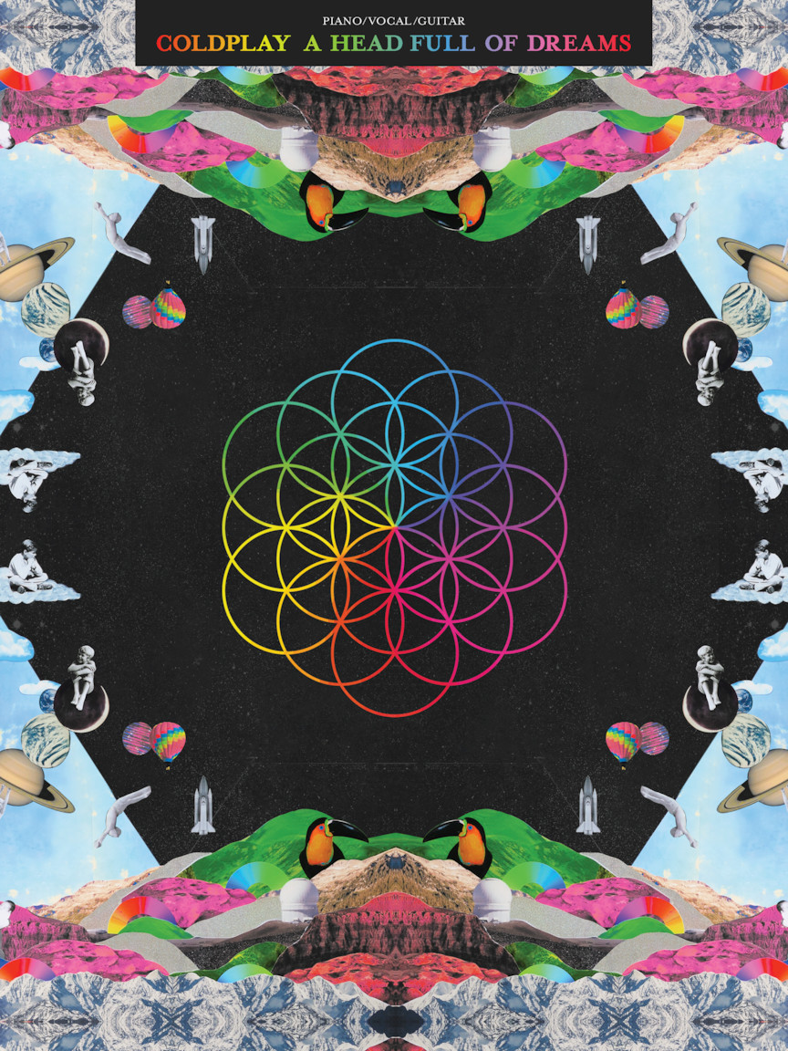 Product Cover for Coldplay – A Head Full of Dreams